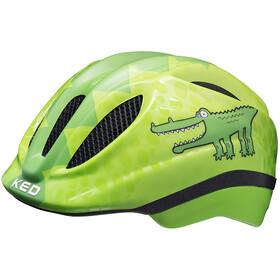 KED Meggy Trend Lapset Pyöräilykypärä , vihreä